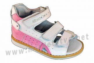 Красивые ортопедические сандалии на девочку 4Rest Orto 06-159