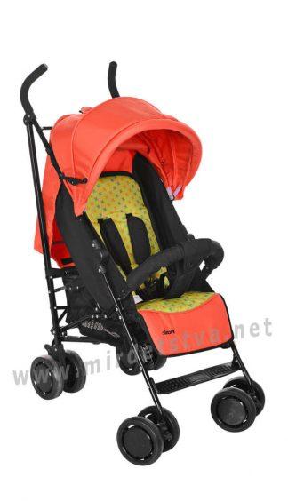 Легкая коляска-трость для путешествий EL CAMINO M 3419-7 Picnic