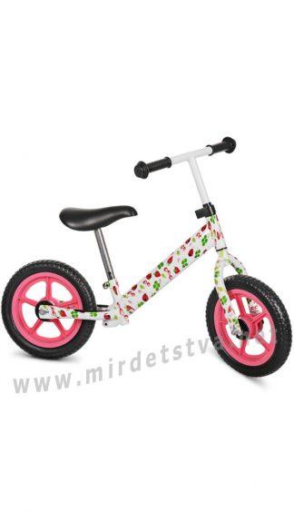 Легкий беговел для детей Profi Kids M 3440W-2