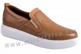 Модные туфли для девочки-подростка 4Rest Orto 18-204