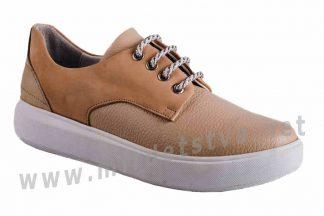 Молодежные женские туфли на белой подошве 4Rest Orto 18-203