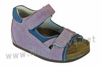 Ортопедические детские сандалии на пробке 4Rest Orto 07-014