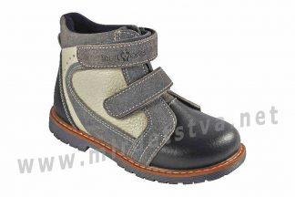 Осенние ортопедические ботинки 4Rest Orto 06-524