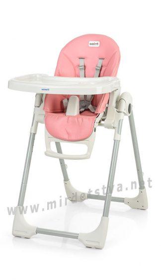 Переносной стульчик для кормления EL CAMINO ME 1038 Prime flamingo