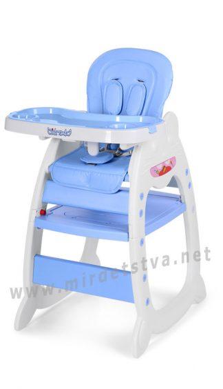 Пластиковый стульчик для кормления Bambi M 3612-12