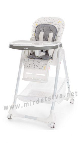 Практичный стул для кормления Bambi M 3822-2
