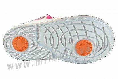 Розовые босоножки ортопедия с высоким задником 4Rest Orto 06-134