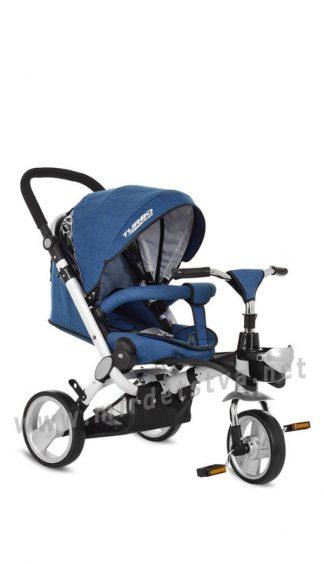 Складной трехколесный велосипед детский Turbo Trike M AL3645J-7
