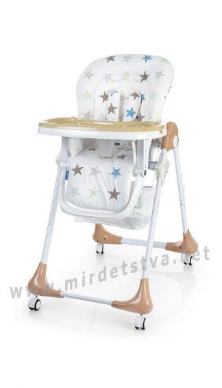 Стульчик для кормления с выдвижным столиком Bambi M 3233-21