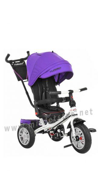 Трехколесный велосипед колясочного типа Turbo Trike M 3646A-8