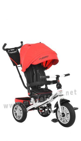 Трехколесный велосипед с поворотным сиденьем Turbo Trike M 3646A-3