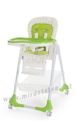 Удобный стульчик для кормления детей Bambi М 3822-1