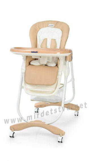 Устойчивый стульчик для кормления EL CAMINO Dolce M 3236-11