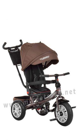 Велосипед детский с высокой спинкой Turbo Trike M 3646A-13