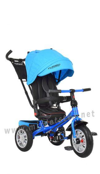 Велосипед с откидной спинкой для сна Turbo Trike M 3646A-5