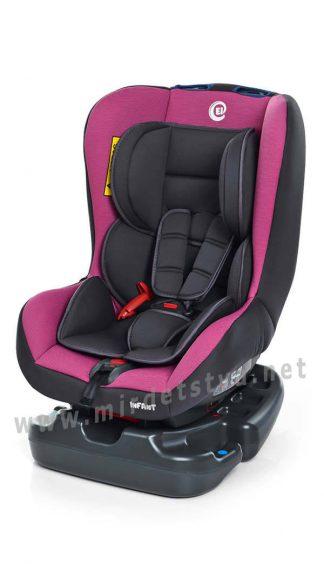 Автомобильное кресло для детей от 0 до 3х лет EL CAMINO ME 1010 Infant pink shadow