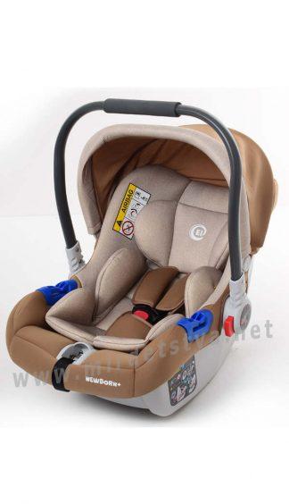 Бебикокон EL CAMINO ME 1043 Newborn+beige для малышей с рождения
