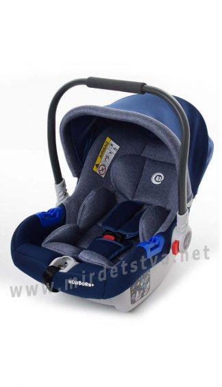 Бебикокон для новорожденных EL CAMINO ME 1043 newborn+ blue