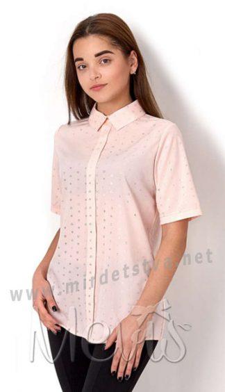 Блуза с коротким рукавом на подростка Mevis 2660-02