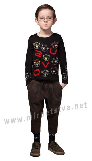 Детский джемпер с рисунком Овен Акос 19Д-464-1