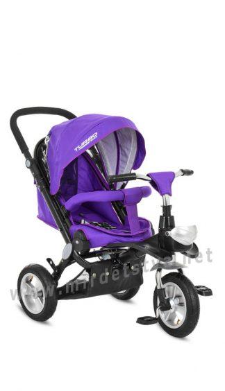 Детский складной велосипед Turbo Trike M AL3645A-8