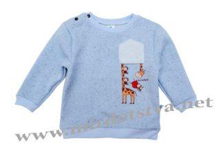 Детский теплый свитшот Minikin 1821013