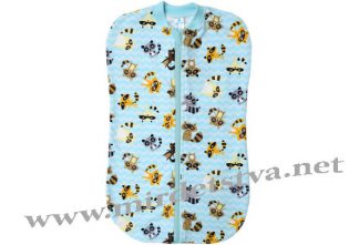 Кокон пеленка для новорожденных Minikin 1818701