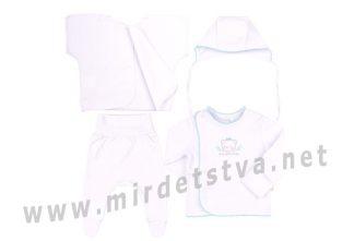 Комплект для новорожденных Бемби КП222