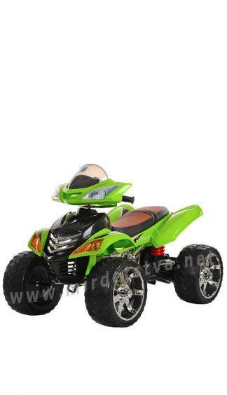 Квадроцикл с большими колесами Bambi M 3101 (MP3) EBLR-5
