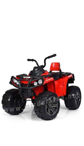 Квадроцикл с пультом управления Bambi M 3999EBLR-3 красный