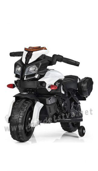 Музыкальный мотоцикл для детей Bambi M 3832L-1
