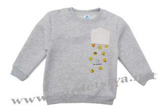 Утепленный свитшот для малышей Minikin 1821013