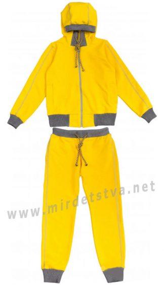 Желтый спортивный костюм KidsCouture 71391211