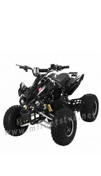 Черный квадроцикл для детей и подростков Profi HB-EATV1000Q2