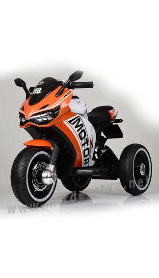 Детский мотоцикл Bambi M 4053L-7 2 мотора