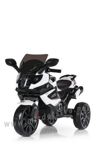 Детский мотоцикл с мягким сиденьем Bambi M 3986EL-1
