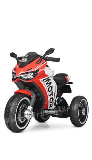 Электромотоцикл для детей от 3х лет Bambi M 4053L-3