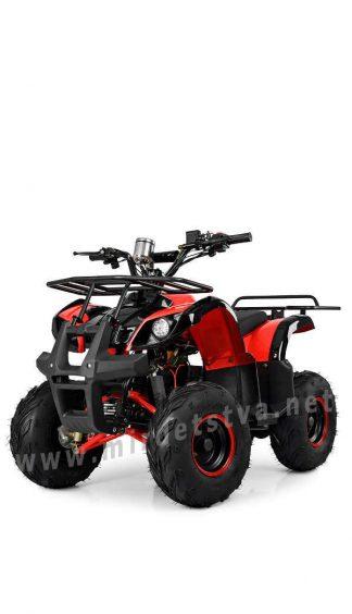 Квадроцикл на резиновых колесах Profi HB-EATV1000D-3 (MP3)