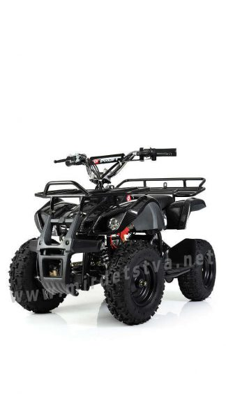 Квадроцикл с металлической рамой Profi HB-EATV800N-19 V2