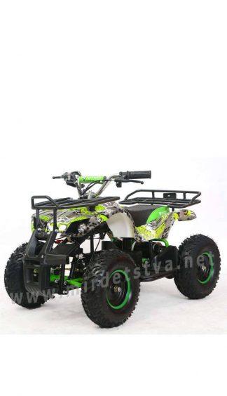 Мощный электроквадроцикл Profi HB-EATV800N New7 V2