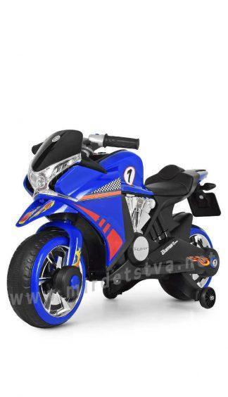 Мотоцикл детский на аккумуляторе Bambi M 3682L-4