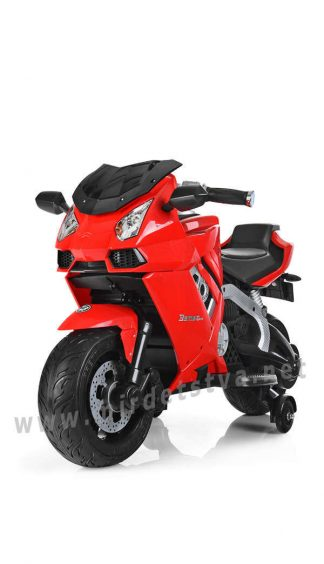 Мотоцикл с мощным мотором Bambi M 3637EL-3