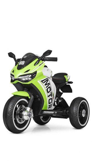 Мотоцикл с мягким сиденьем Bambi M 4053L-5