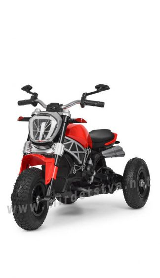 Мотоцикл с надувными колесами Bambi M 4008AL-3