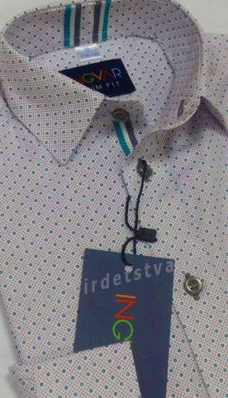 Рубашка с рукавом трансформер INGVAR 20161/7