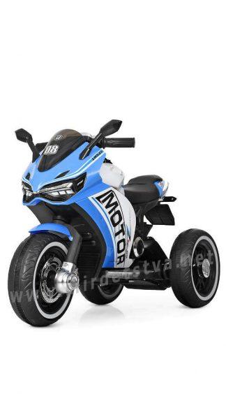 Трехколесный мотоцикл для детей Bambi M 4053L-4