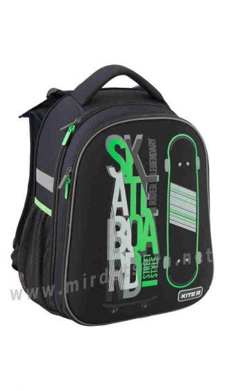 Детский ортопедический ранец каркасный Kite Education Skateboard K19-731M-2
