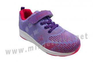Качественные текстильные кроссовки на девочку Promax 1506-6