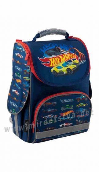 Каркасный школьный рюкзак Kite Education Hot Wheels HW19-501S-1