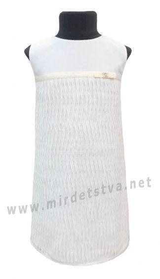 Летнее красивое шифоновое платье для девочки Alfonso 284-1